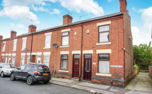 2 Bedroom End of Terrace Derby