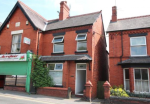 3 bed semi Detached Wrexham